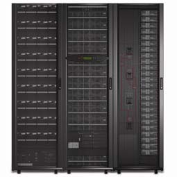 Symmetra PX The High Density, Efficient, Scalable, Modular UPS Scalability & Modularity > Scalable from 10kW to 100kW > One-time installation service > Modular components simplify future expansion as