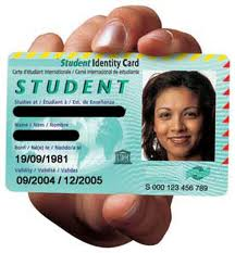 water Money Student identification