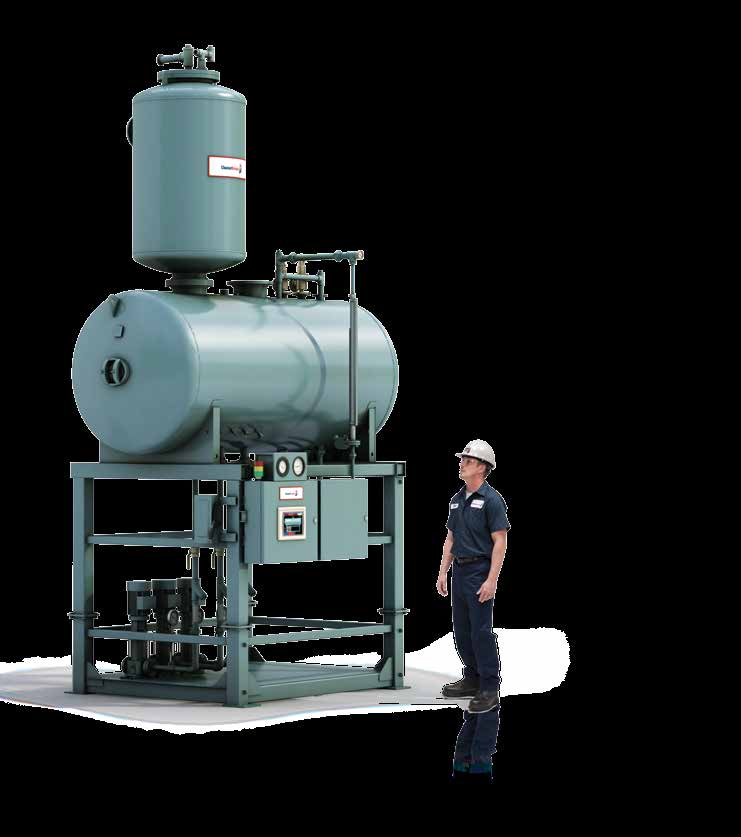 Boiler feed extend the life and efficiency of your