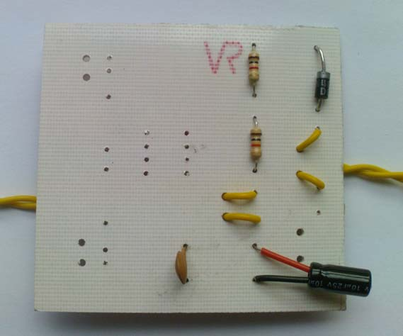 Check with teacher 3. Solder neatly in place 4.