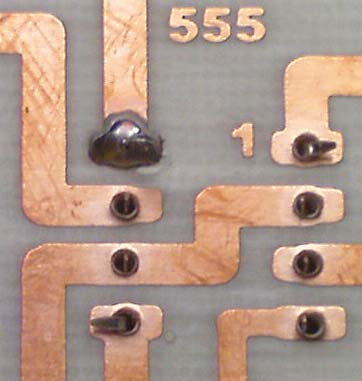 board 8 Pin Socket