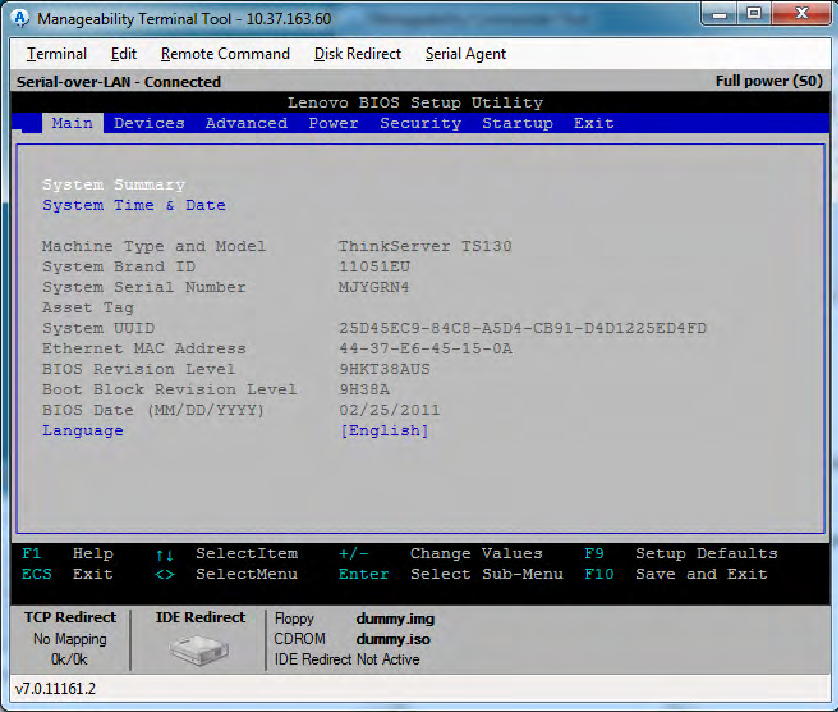 Configuring and Using AMT on the Lenovo TS130 - PDF