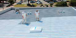 Source : Cool Roof Rating Council, U.S.A. In simple terms, a Cool Roof is one that reflects more sunlight to stay cooler.