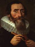 Johannes Kepler (1571-1630) German mathematician Tycho s assistant Developed modern theory of orbital motion based