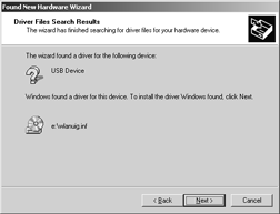 the CD-ROM drives checkbox, and click Next. 5.