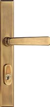 "MULTI-POINT DOOR HARDWARE Trim Types ROSETTE 2-1/4"" dia."