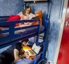 HOSTELS Need to know Hostels are a good option if you are staying a short time on a tight budget.