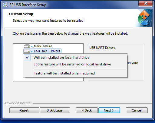 drive by clicking USB UART Drivers and making sure the