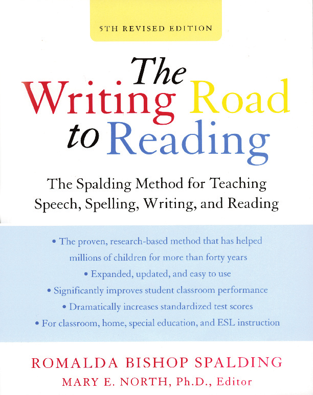 How Spalding s The Writing Road to Reading addresses the essential instructional components for early reading instruction outlined in the 2000