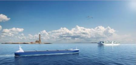 International Autonomous Ship Research and development of autonomous ship is being