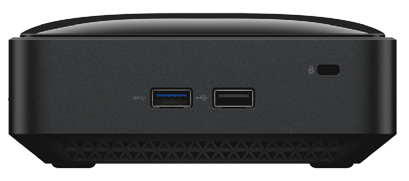 Views Right Front 1 2 3 Back Left Right 1 USB 3.0 port Connect peripherals such as storage devices, printers, and so on. Provides data transfer speeds up to 5 Gbps. 2 USB 2.