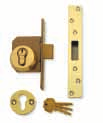 Cylinder Mortice Locks High Security 3C14/C 3C24/C 3C14 3C24 3C14/C Deadlock 3C24/C Sashlock Kitemarked to. Recommended by Insurance companies and the Police. operation from both sides of the door.