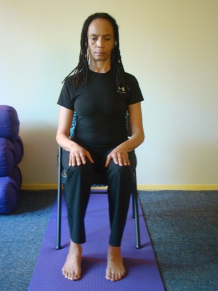 Easy Chair Yoga Enjoy a simple yoga practice that can be done anywhere!