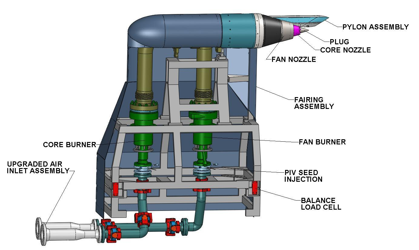 Development Of The Compact Jet Engine Simulator From Concept To Schematic 52 Appendix A Variations Cjes And Hwb During Roots