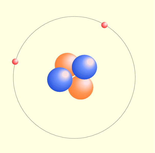 Atomic Structure Atoms consist of a nucleus (protons + neutrons) surrounded* by electrons.