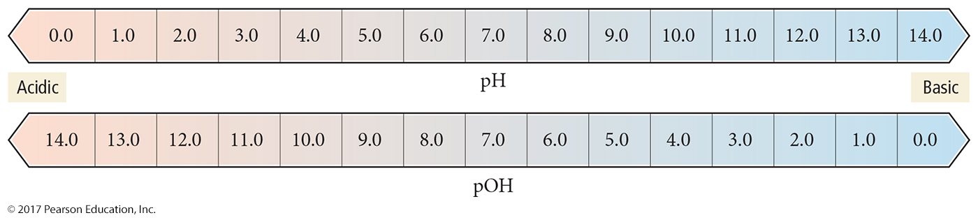 poh scale Sometimes it is easier to calculate poh first, then ph Sometimes it is easier to convert