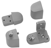 "3/4"" Offset Pivot Offset Pivots are used for both flush face frame installation and recessed door applications. Pivots replace most major door manufacturers."