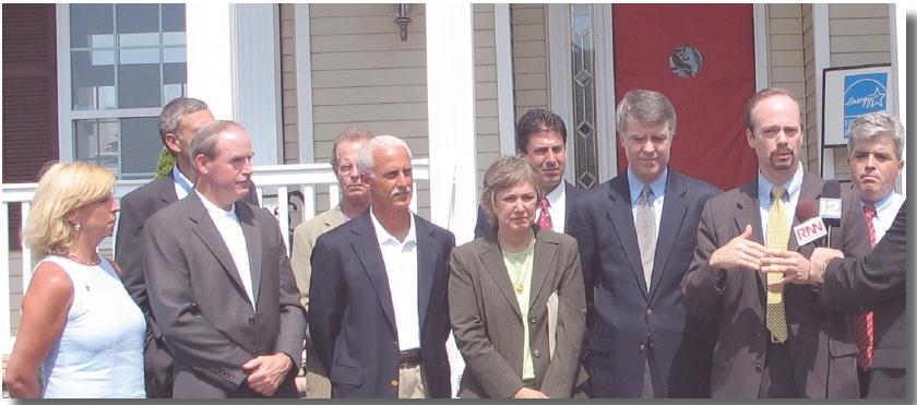 Long Island 19 Gained Long Island Builders Institute support (training) LIPA provided $25,000 incentive for adopting towns Rater increase: 2005: 3 Raters 2008: 55