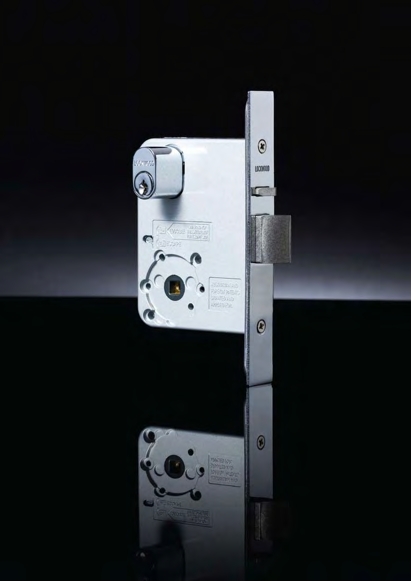 3570 Series Cylinder Mortice Locks ASSA