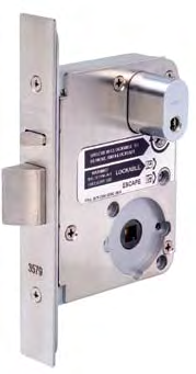 3579 Series Mortice Locks and Deadbolts EC Endorsed (Secure Area) For use in high security government, institutional and commercial projects, the 3579 Series Mortice Lock has been successfully EC