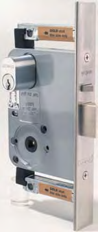 Lockwood Catalogue 3670 Securafix Series Patent Pending Application Where added security is required a wide range of security cylinder mortice locks are available.