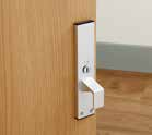 Choosing the Right Type of Handle Latch Handles Are for internal use and usually mounted on a backplate.