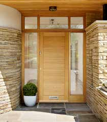 External Doors A great deal is expected of