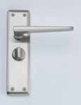 a 5 lever sashlock (LAL0033/44/45) Privacy DFU0724 H160mm x W40mm x D9mm Suitable for use with a tubular mortice latch