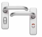 10 Year Warranty 10 Year Operational Warranty Disabled Access Bathroom DFU0303 H150mm x W40mm x D10mm Suitable for use with a bathroom lock (LAL0121/23) 10 Year Warranty 10 Year Operational Warranty