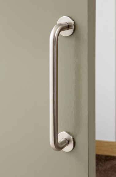 Pull Handles Supplied with fixings.