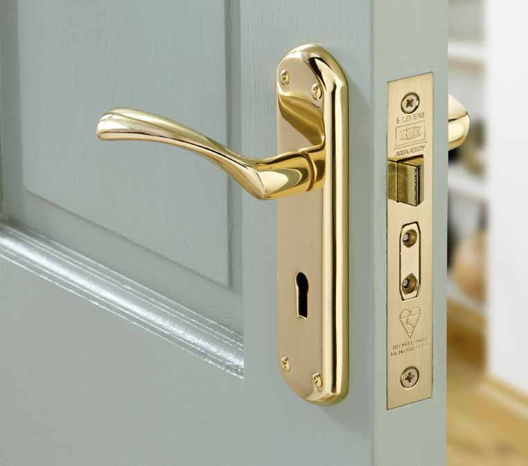 These include a range of locks and deadlocks, nightlatches,