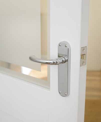Door Security Tubular Mortice Latches Tubular mortice latches can be used in conjunction with either latch, rose or knob handles.