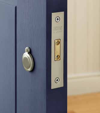 Deadlocks Deadlocks have a deadbolt and a key only, and can be operated from both sides of the door. Deadlocks are often used in conjunction with a nightlatch, to increase security.