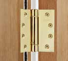 applications on standard or fire doors up to 40kg where controlled door