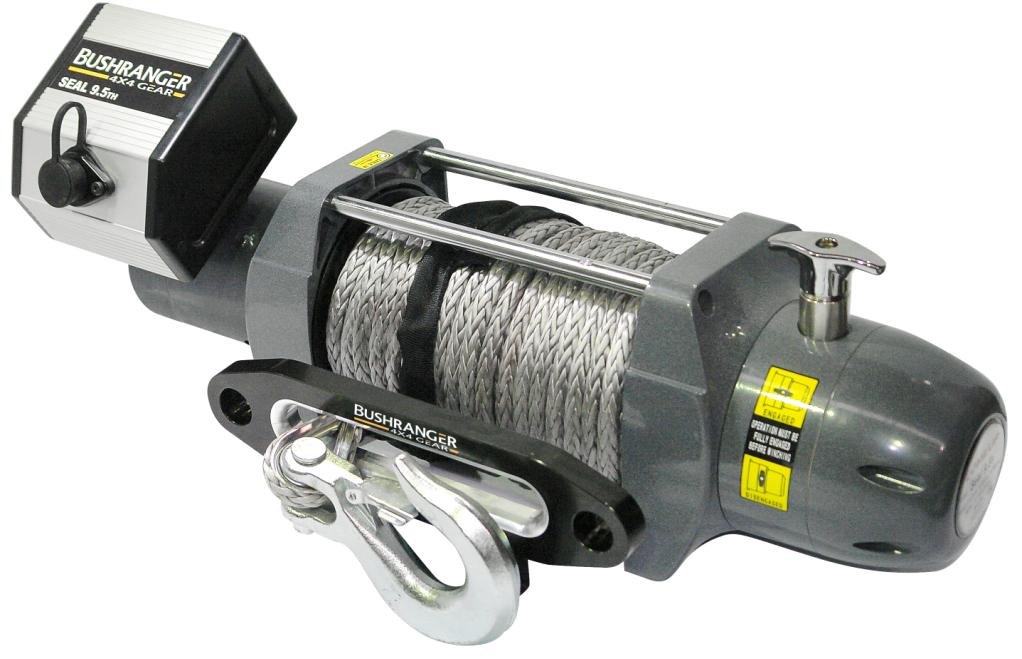 Model Seal 95th Ultra Tough Superior Winch For Serious Off Roaders Specifications: Bushranger Winch Wiring Diagram At Gundyle.co