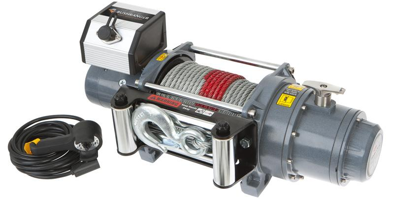 Model Dv12th Brute Force Recovery For Larger 4wd S Specifications Dv: Bushranger Winch Wiring Diagram At Gundyle.co