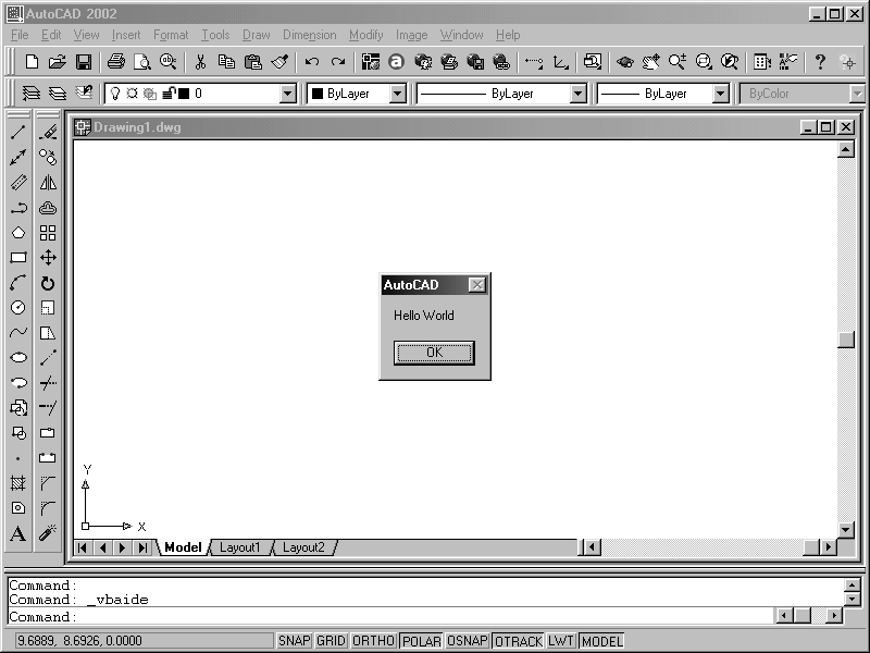 Introduction to VBA in AutoCAD  Chapter 97 - PDF