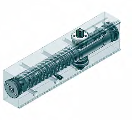 Lockwood Catalogue Features and Specifications Handing Lockwood door closers are non-handed, therefore final assemblies are suitable for clockwise or anticlockwise opening door.