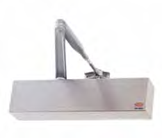 Lockwood Catalogue 7714 Door Closer Series A range of adjustable power door closer units suitable for architectural and commercial applications.