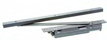 Lockwood Catalogue 9024 Series Concealed In-Door Closer The beauty of the new Lockwood 9024 concealed doorcloser is that it stays virtually invisible when the door is closed, keeping your design pure