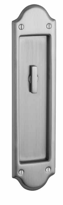 "POCKET DOORS BOULDER SET* TRIM Wt. PD016.xxx.ENTR Entry set with 2.5"" backset lock* Set, PD016.xxx.PRIV Privacy set with 2.5"" backset lock Set 515 570 PD016.xxx.PASS Passage/dummy set with pull Set 450 500 PD016."