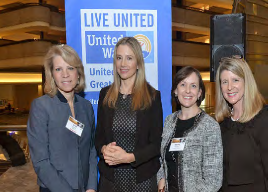 MEMBERSHIP CRITERIA Membership in the Tocqueville Women s Leadership Council is exclusive to women donating 10,000 or more annually to United Way of Greater Atlanta.