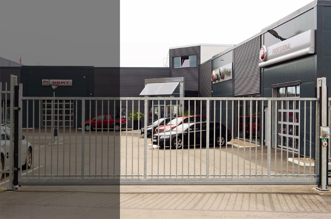Catalog Pdf Addition Cantilever Sliding Gate On Electric Fence Gates With Diagram The Employs Same Market Leading Technology That Makes Demex Scandinavia