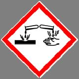When using concentrated chemicals always make sure that there is adequate ventilation.