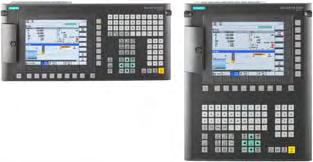 Introduction CNC controls 1 Overview SINUMERIK 828D BASIC T and BASIC M Compact, strong, simple simply perfect The compact, operator-panel-based SINUMERIK 828D BASIC T/BASIC M CNCs are extremely