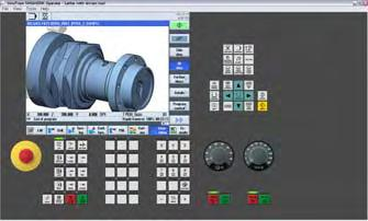 Services and training Training SinuTrain for SINUMERIK Operate Overview Function 8 SinuTrain for SINUMERIK Operate is a PC-based CNC training/ programming software package.