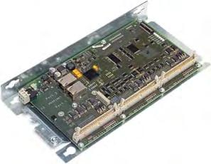 CNC controls SINUMERIK I/O SINUMERIK PP 72/48D PN I/O module Overview Benefits 7 Easy connection via I/O interface based on PROFINET 7 Mounting plate for easy module installation in the control