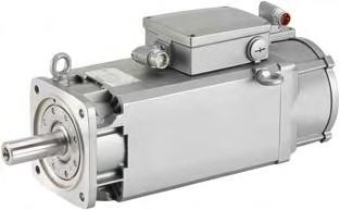 Motors Spindle motors for SINAMICS S120 Combi 1PH8 asynchronous motors SH 80 to SH 132 Forced ventilation Overview Benefits 7 Maximum power over an extremely wide speed range as a result of