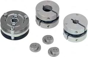 Measuring systems Built-on optoelectronic rotary encoders Incremental/absolute encoders Accessories Overview Selection and ordering data Description Order No.